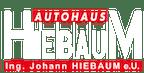 Logo von Autohaus Ing. Johann Hiebaum