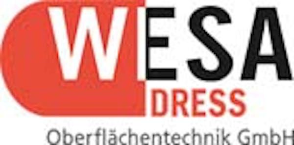 Logo von WESA-dress Oberflächentechnik GmbH