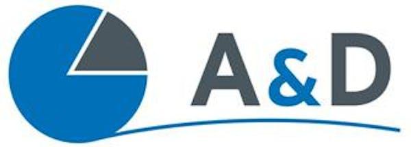 Logo von A&D Verpackungsmaschinenbau GmbH