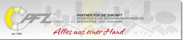 Logo von PFZ  GmbH & Co. KG
