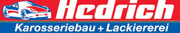 Logo von Hedrich Karosseriebau und Lackiererei Inh. Manfred Hedrich e.K.