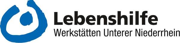 Logo von Lebenshilfe Werkstätten Unterer Niederrhein GmbH