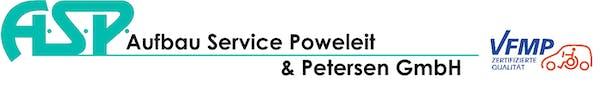 Logo von Aufbau Service Petersen GmbH