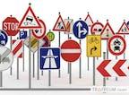 Verkehrszeichen, Verkehrstechnik