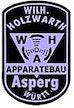 Logo von Apparatebau Holzwarth Inh. Wilhelm Holzwarth