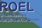 Logo von Roel Umwelttechnik Abfluss-Service GmbH