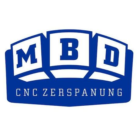 Logo von MBD-Dirksen CNC-Fertigung Inh. Sergej Dirksen
