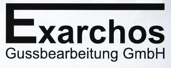 Logo von EXARCHOS Gussbearbeitung GmbH
