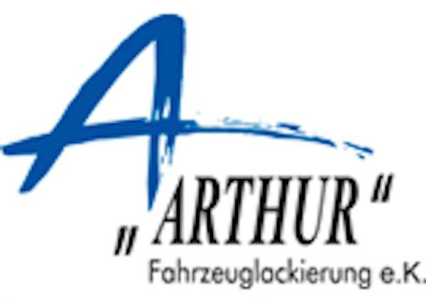Logo von ARTHUR Fahrzeuglackierung e.K.
