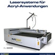 Lasersystem für Acryl