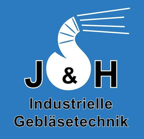 Logo von J & H Industrielle Gebläsetechnik GmbH