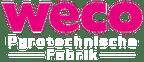 Logo von WECO Feuerwerk GmbH