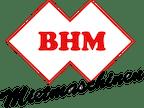 Logo von BHM Mietmaschinen GmbH