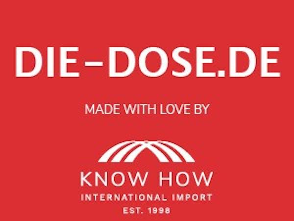 Logo von die-dose.de by Know How International GmbH & Co. KG