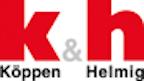 Logo von k&h Landmaschinenhandel GmbH