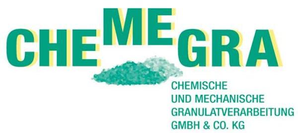 Logo von CHEMEGRA Chemische und mechanische Granulatverarbeitung GmbH & Co. KG