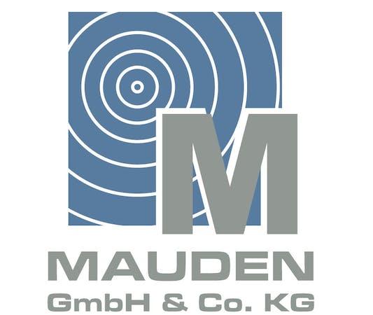 Logo von Mauden GmbH + Co. KG Edelstahl-Oberflächentechnik
