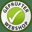 Logo, geprüfter Webshop