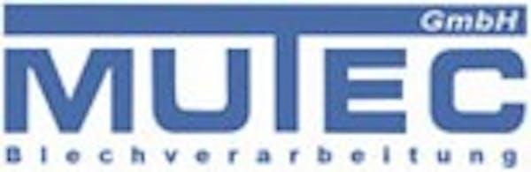 Logo von Mutec Blechbearbeitung GmbH