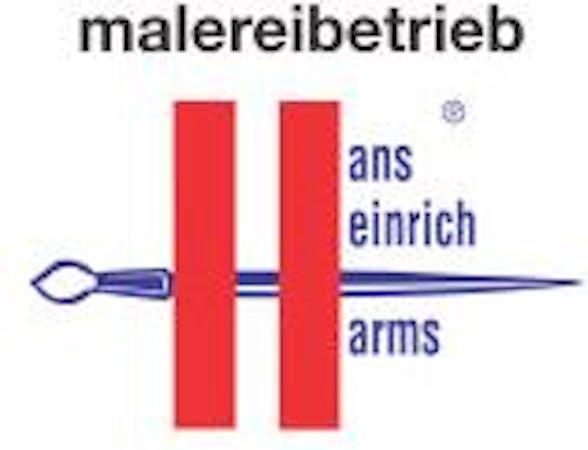 Logo von Hans-Heinrich Harms Malereibetrieb GmbH