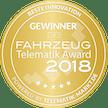 Gewinner Fahrzeug Telematik Award
