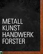 Logo von Metallhandwerk Forster OG