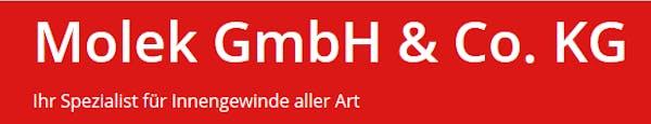 Logo von Molek Gewindetechnik GmbH & Co. KG