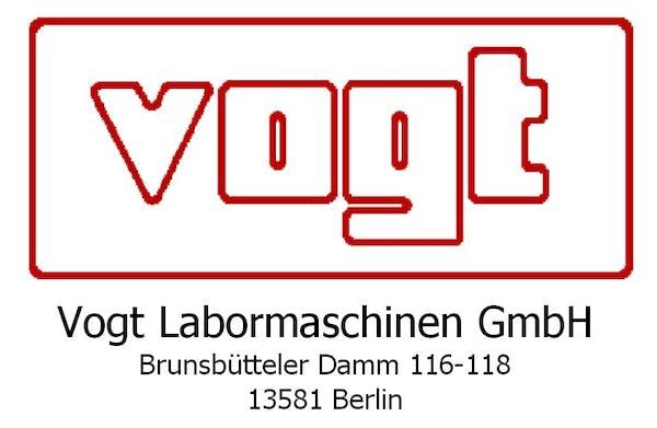 Logo von Vogt Labormaschinen GmbH