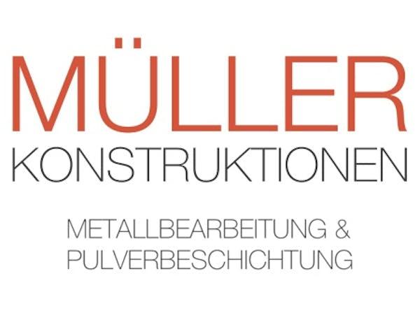 Logo von Müller Konstruktionen GmbH