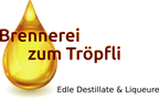 Logo von Brennerei zum Tröpfli GmbH