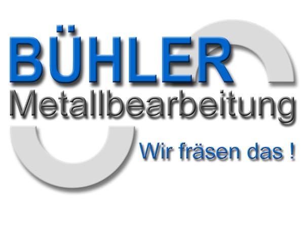 Logo von Bühler Metallbearbeitung GmbH