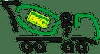 Logo von BKG Transportbeton GmbH + Co. KG KG