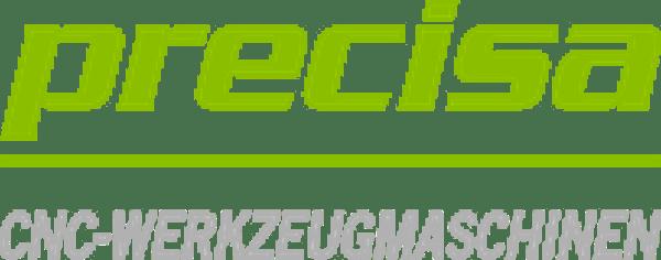 Logo von precisa CNC-Werkzeugmaschinen GmbH