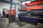 Vollautomatische Bystronic Lasermaschine