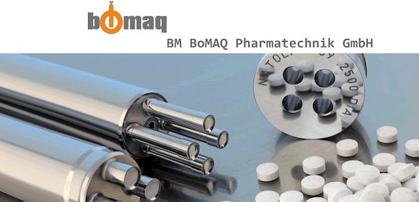 Logo von BM BoMAQ Pharmatechnik GmbH