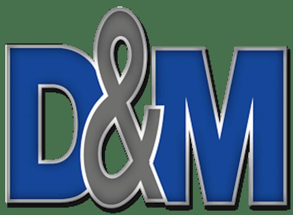 Logo von D & M Drehtechnik & Maschinen GmbH & Co. KG