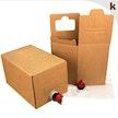 Bag - in - Box Komplettset - Saftkarton