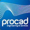 Logo von procad gmbh engineering & services