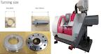 3 Achs CNC Drehmaschine  CTX 400 Serie 2