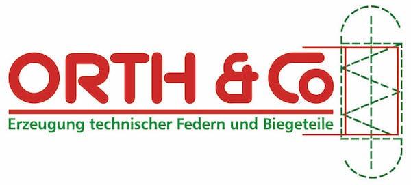 Logo von Franz Orth GmbH & Co KG Technische Federn und Biegeteile