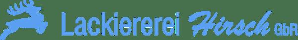Logo von Lackiererei Hirsch GbR