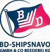 Logo von BD-Shipsnavo GmbH & Co. Reederei KG