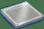 Oberflächenstr.- Metallzuschnitte