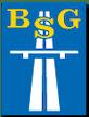 Logo von BSG Gesellschaft für Straßenverkehrssicherung mbH & Co III. Baustellen-Service KG