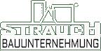 Logo von Strauch Bauunternehmung