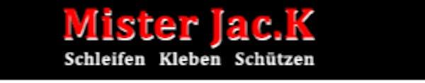 Logo von Mister Jac.K Schleifen Kleben Schützen Inh. Jacques Krzizek