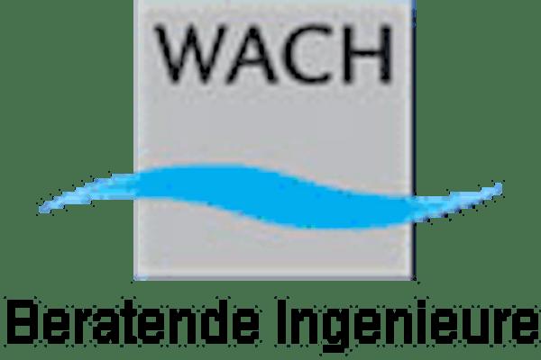 Logo von Ing.-Büro Wach GmbH - Beratende Ingenieure Sachverständige für Schwimmbäder