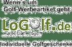 Logo von LoGolf - Bedruckte Golfbälle - Golf-Werbeartikel