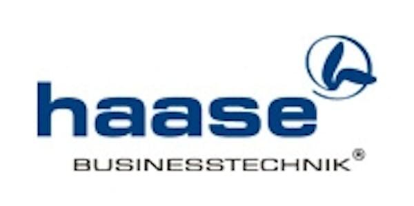 Logo von haase - Businesstechnik GmbH