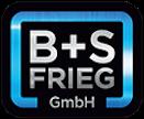 Logo von B+S Frieg GmbH